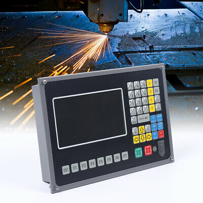 2 Axis Lcd Color Display Cnc Control System For Flame Plasma Cutting Machine Us