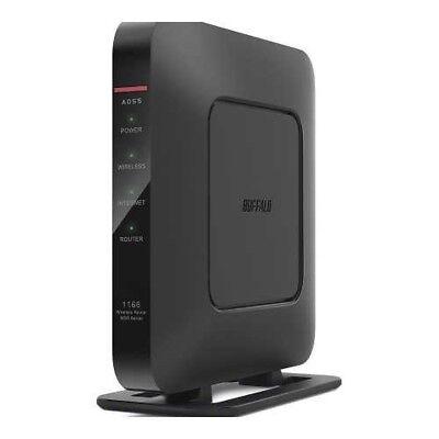 BUFFALO Wireless LAN Router Parent Giga Beamforming 866+300Mbps Japan Tracking