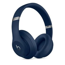 Beats Studio 3 Wireless Over‑Ear Headphones - Blue NEW SEALED