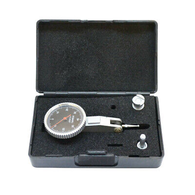 Black Face 008 0-4-0 Dial Test Indicator Graduation .0001 Set 7 Jewels