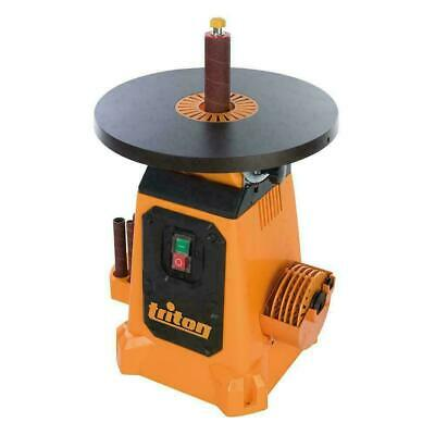 BRAND NEW BOXED TRITON 350W OSCILLATING TILTING TABLE SPINDLE SANDER