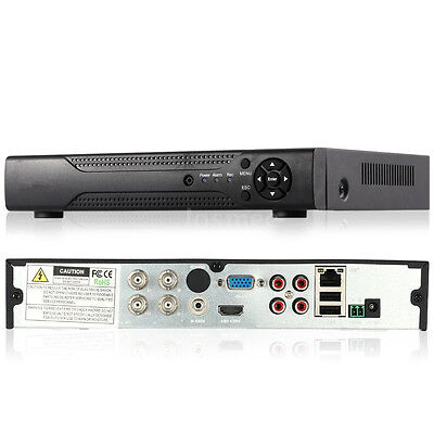 4CH 960H D1 HDMI H.264 Digital Video Recorder CCTV Security System P2P US EK for sale  Chino
