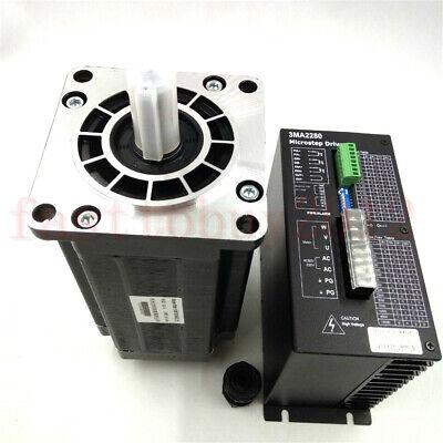 20nm 3phase Stepper Motor Driver Kit Nema42 Ac80v-220v 200khz For Cnc Engraving