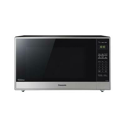 Panasonic 2.2 cu. ft. Stainless Steel Microwave Oven 1250 Watts & Senor...