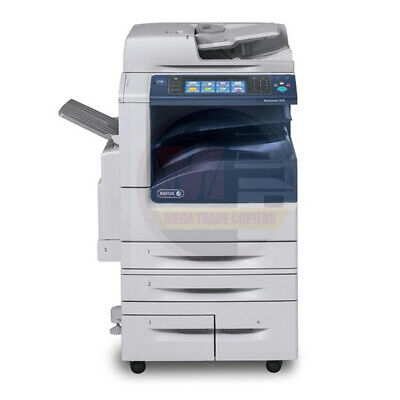 Xerox Workcentre 7970i Color A3 Laser Multifunction Printer Copier Scanner 70ppm