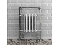 Bathroom heated Towel rail - savoy