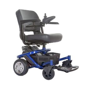 Travelux Quest Car Transportable Power wheelchair
