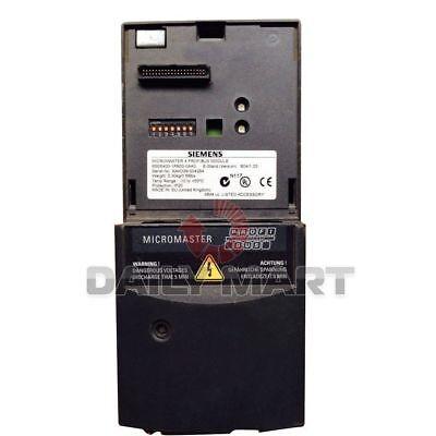 Siemens New 6se6400-1pb00-0aa0 6se6 400-1pb00-0aa0 Micromaster 4 Profibus Module