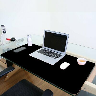 Large Desk Writing Mat Office Desk Pad Protecter Mat Blotter Waterproof Non-slip