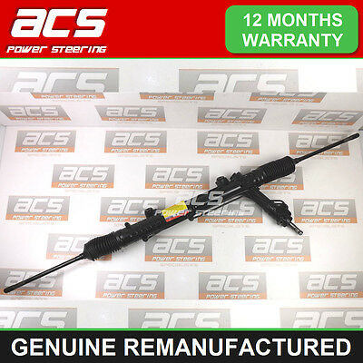 FORD TRANSIT MK5 POWER STEERING RACK 1991 TO 1999 - GENUINE RECONDITIONED