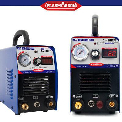 60a Air Plasma Cutter Machine Igbt Dc Inverter Hf Start Pilot Arc Non Touch