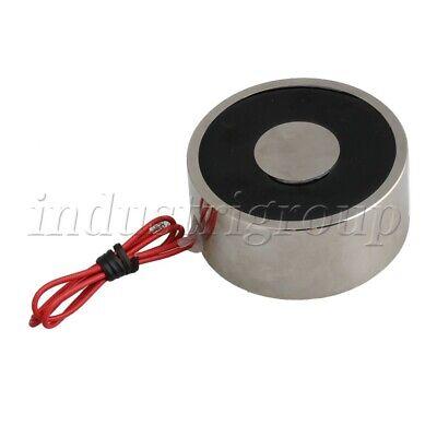 Dc12v 80kg 800n Electric Lifting Magnet Holding Electromagnet Lift Solenoid