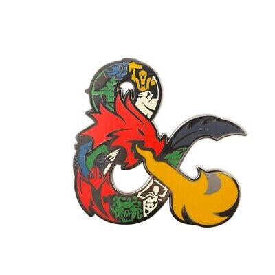Dungeons & Dragons Ampersand Mega Pin