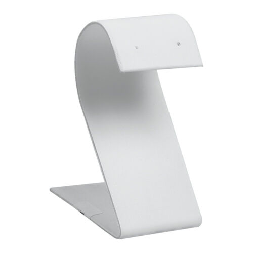 White Earring Display Stand Curved Top Earring Display White Earring Stand DEAL!
