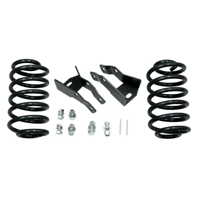 """For Chevy Tahoe 2007-2014 Maxtrac Suspension 3"""" Rear Lowering Kit"""