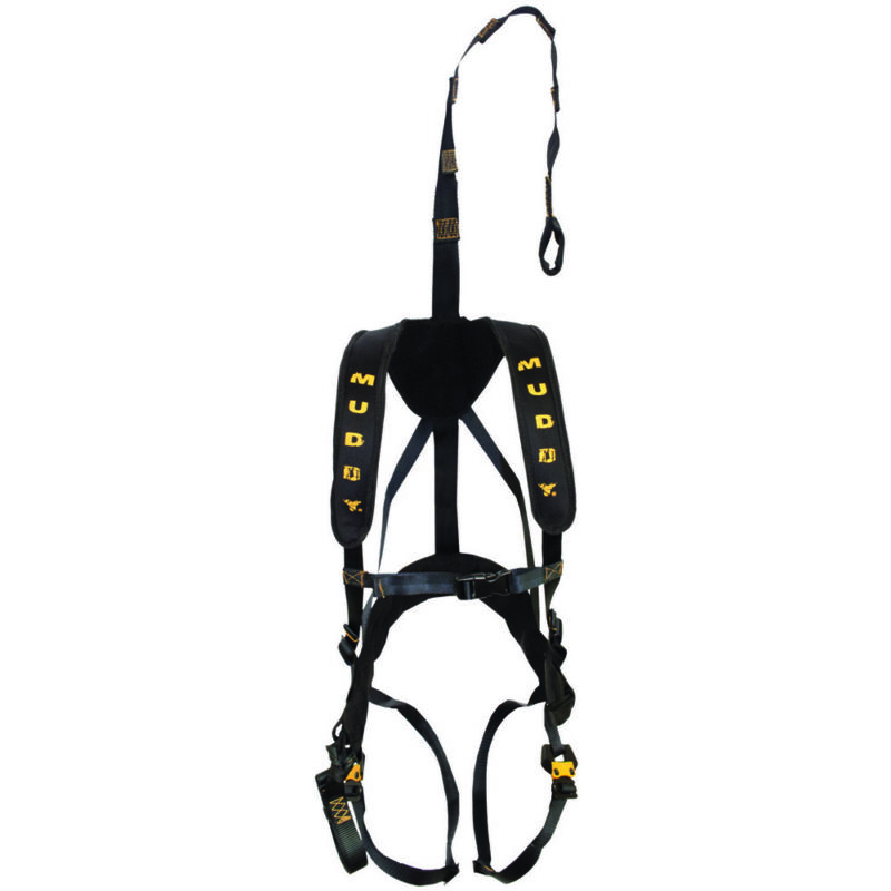 Gsm Outdoors Msh120 Muddy Magnum Elite Treestand Harness