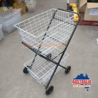 brand new shopping cart 2 tier