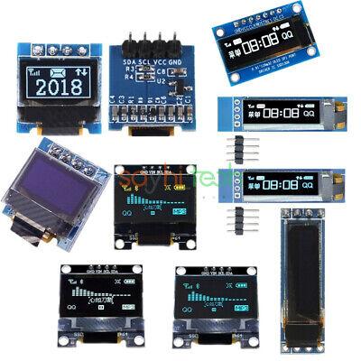 0.490.690.910.961.3 Inch Oled Lcd Display Iic I2cspi Module For Arduino
