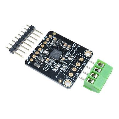 Max31865 Pt1001000 Rtd Temperature Thermocouple Sensor Amplifier Board