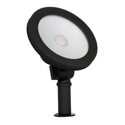 Hampton Bay Low-Voltage LED (50W halogen equivalent) Outdoor Black Wall -