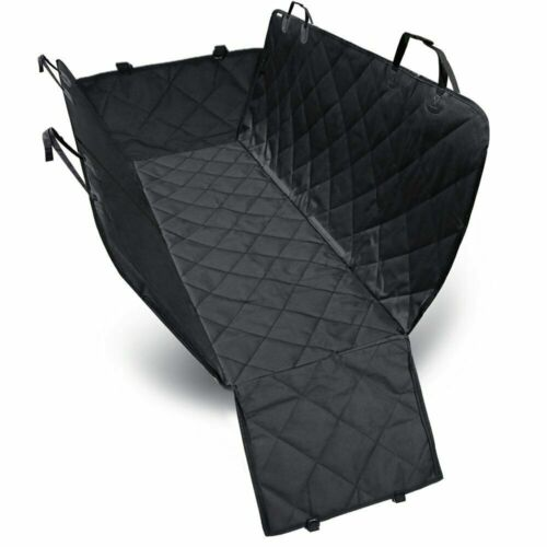 Pet Dog Car Seat Cover Waterproof Hammock SUV Truck Back Rear Protector Barrier