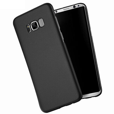 360° Full Protective Matte Hard Plastic PC Case Cover for Samsung Galaxy S8 Plus - Protective Matte