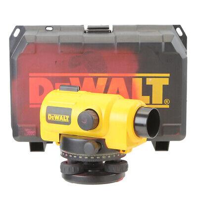 Dewalt Dw096 26x Automatic Heavy Duty Optical Level