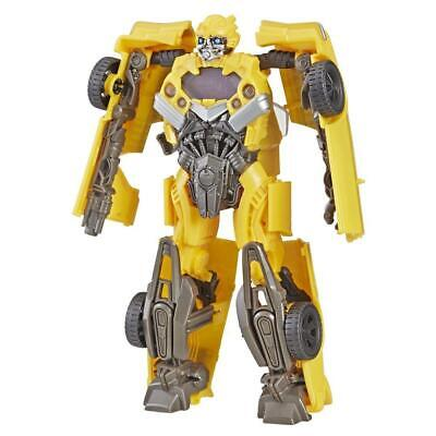 Transformers Bumblebee Transformation (Transformers Toys Bumblebee Movie Mission Vision Bumblebee Action)
