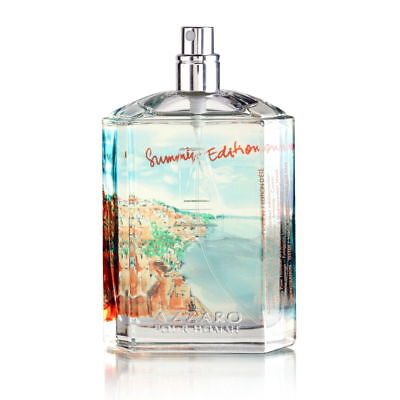 Azzaro Pour Homme Summer Edition by Loris Azzaro for Men 3.4 oz EDT Spray Tester