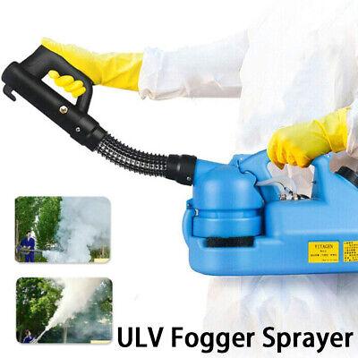 ULV Fogger Fogging Machine 7L Disinfection Control Sprayer Portable 220V BLUE