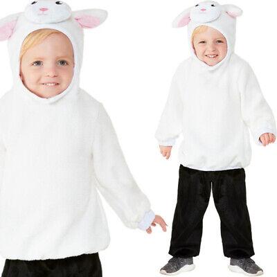Kleinkind Lamm Schaf Kostüm
