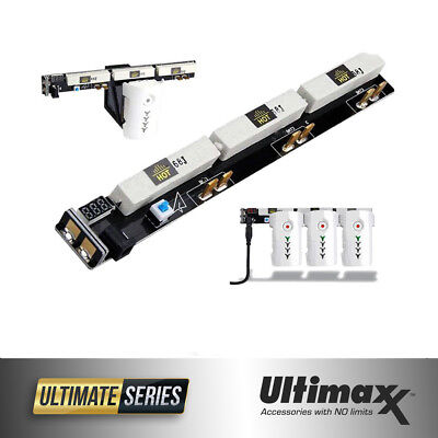 Dji Inspire 1 Triple Battery Charger Charging Plate Board By Ultimaxx Brand New