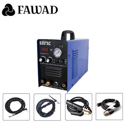 Cut Tig Mma Air 520tsc Plasma Cutter 3 Functions In 1 Combo Welding Machine