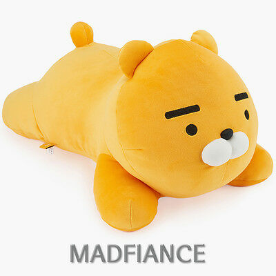 KAKAO FRIENDS POP Character body pillow RYAN 50cm plush doll new