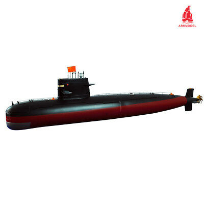 Arkmodel 1/72 China RC Submarine 039 Song Class KIT AND WTC Single PUMP TANK KIT