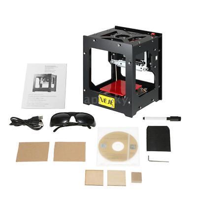 NEJE DK-8-FKZ 1500mW USB Laser Engraver Carver Automatic DIY-Gravur Print Z9R9