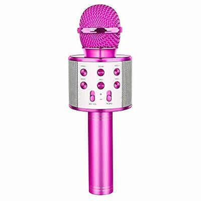 Popular Toys For 4 Year Olds (LET'S Karaoke Machines GO Popular Toys For 4-12 Year Old Girls, DIMY Wireless)