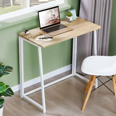 Foldable Notebook Computer Desk Folding Laptop Table Home Office Study Table