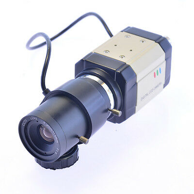 13 Sony Ccd 800tvl Industrial Microscope Bnc Camera For Bga Pcb Soldering Pal