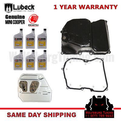 Mini Cooper automatic transmission pan gasket Fluid 6F21WA R53-R61 F55 F56 02-16