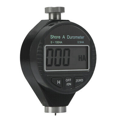 1 Pc Durometer Shore A Durometer Lcd Meter For Rubber Wax Plastic Leather