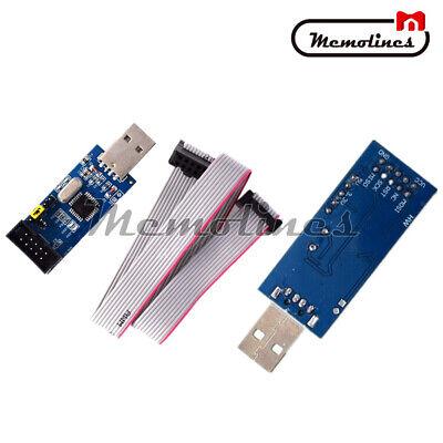 Isp Download Line Device Usbasp Usbisp 51 Avr Microcontroller With Self-re