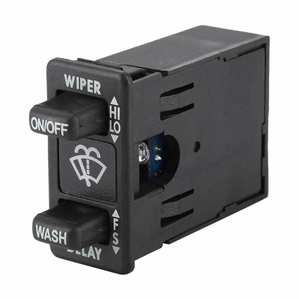 Yaootely Abs Electric Window Wiper Switch for Freightliner Coronado 2001-2017 Iwpsfl001