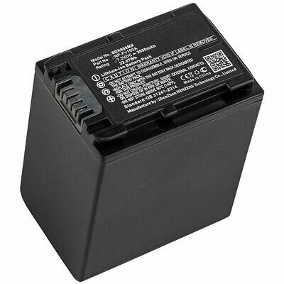 Bateria para Sony FDR-AX43 3050mAh