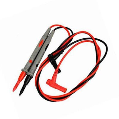 2pcs Universal Probe Wire Pen Cable For Digital Multimeter