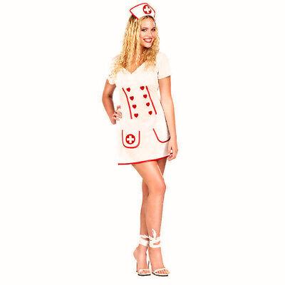 Karneval Sexy Halloween Kostüme: Kostüm Krankenschwester Gr. - Sexy Halloween Kostüme