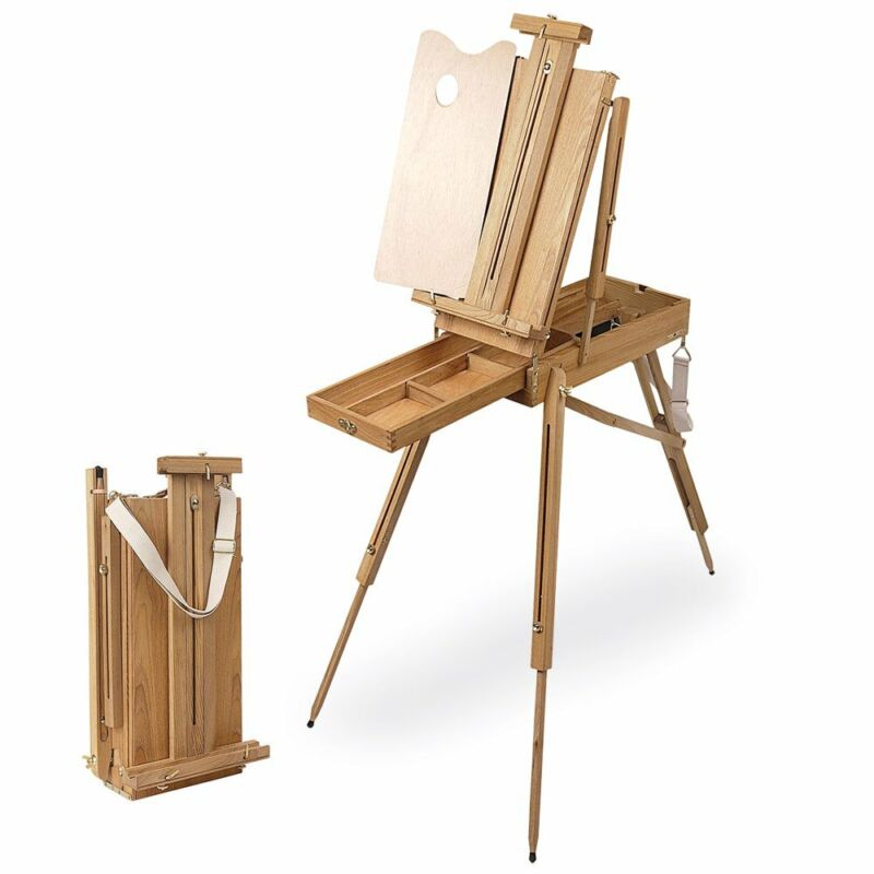 Cezanne Half Box French Easel