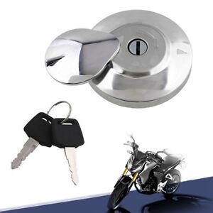 Motorcycle Fuel Gas Tank Cap Keys Set For Honda Shadow Spirit VT750 Sabre Rebel