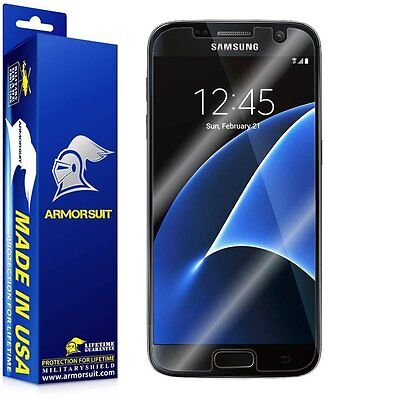 Armorsuit Militaryshield   Samsung Galaxy S7 Case Friendly Screen Protector