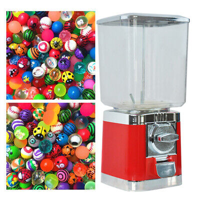 Bulk Vending Gumball Candytoydraw Capsules Dispenser Metal Supply Automatic Us